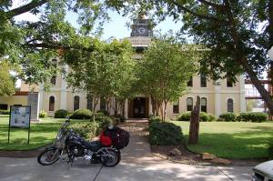 Bastrop County Courthouse, Bastrop, Texas