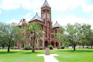 DeWitt County Courthouse, Cuero, Texas