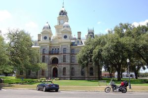Goliad County Courthouse, Goliad, Texas