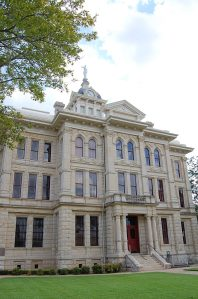 Milam County Courthouse, Cameron, Texas